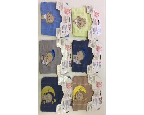 Колготки детские Арт. КД500 Бэби для мальчиков под памперсы